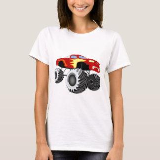 T-shirt Camion de monstre