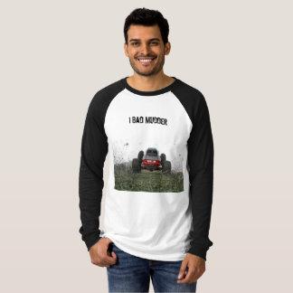 T-shirt Camion de monstre de Rc dans le Mudd !