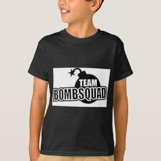 T-shirt Camionneur de Bombsquad d'équipe