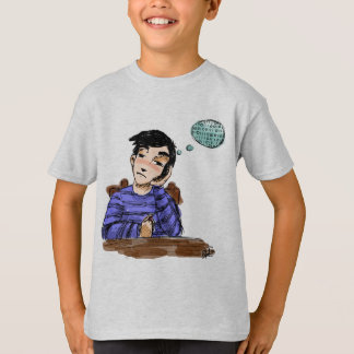 T-shirt camisetaniñoinformatico