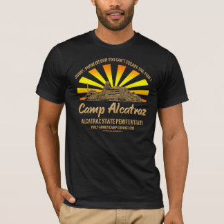 T-SHIRT CAMP ALCATRAZ
