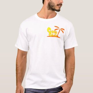 T-shirt Camp Chris - capitaine