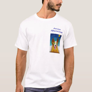 T-shirt Camp de maître nageur