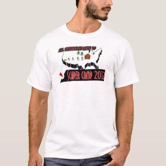 T-shirt Camp de Scaper