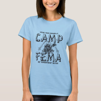 T-SHIRT CAMP FEMA