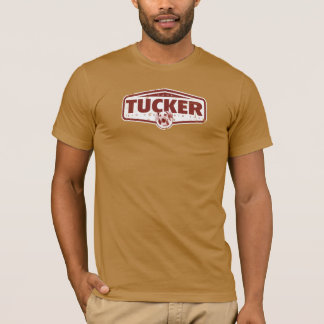 T-shirt Camp Tucker T