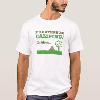 T-shirt camper