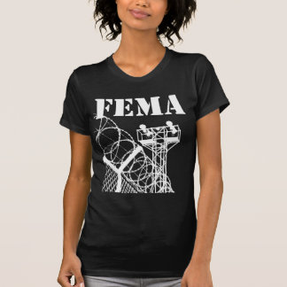 T-shirt Camps de FEMA