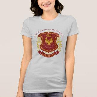 T-shirt Campus de cc Salem Libertas - crête normale