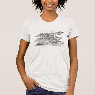 T-shirt Canal de l'IL grand - Venise