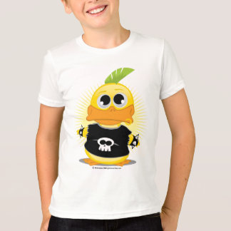 T-shirt Canard de punk rock