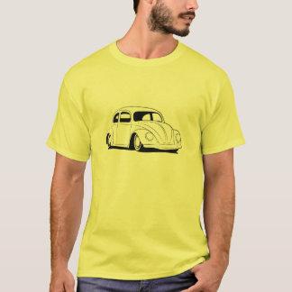 T-shirt Canard vintage classique de randonnée de basse