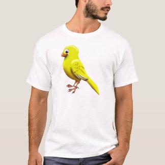 T-shirt Canari jaune