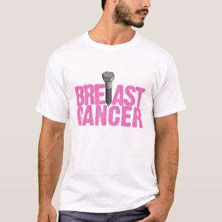 T-shirt Cancer du sein de vis