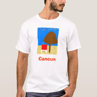 T-shirt Cancun