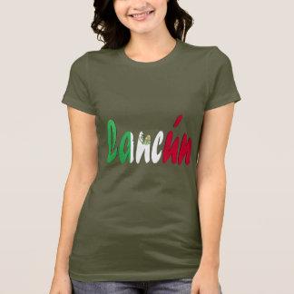 T-shirt Cancun, Mexique