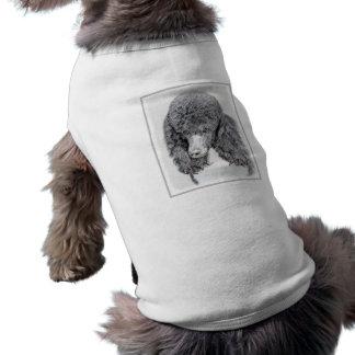 T-shirt Caniche standard (Parti)
