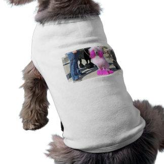 T-shirt Caniche standard rose du jour 2016 de caniche -