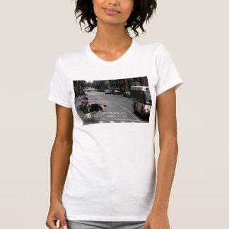 T-shirt Cannette de fil de cowboy
