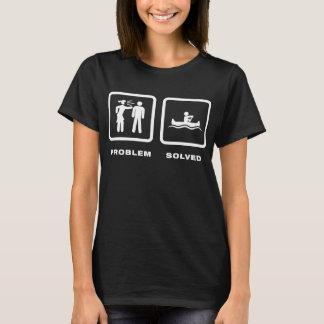 T-shirt Canoë-kayak