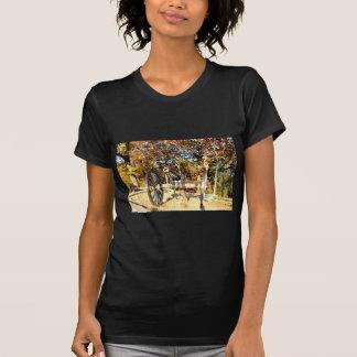 T-shirt Canon de guerre civile