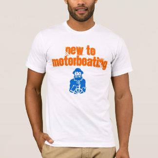 T-shirt canot automobile