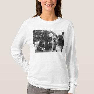 T-shirt Canotage sur la rivière Gera à Erfurt
