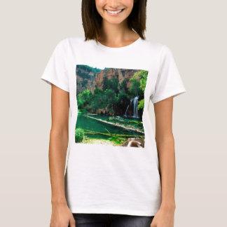 T-shirt Canyon accrochant le Colorado de Glenwood de lac