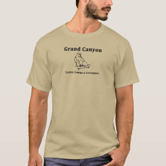 T-shirt Canyon grand d'ours d'Arny