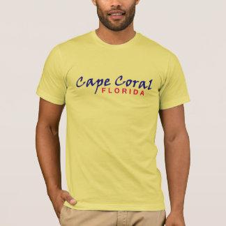 T-shirt Cap la Floride de corail T