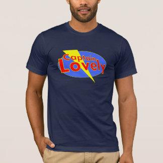 T-shirt capitaine beau