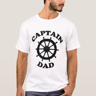 T-SHIRT CAPITAINE DAD