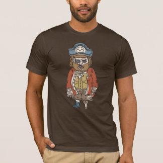 T-shirt Capitaine retiré