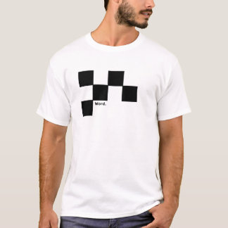 T-shirt Capot