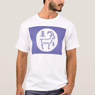 T-shirt Capricorne de ZODIAQUE