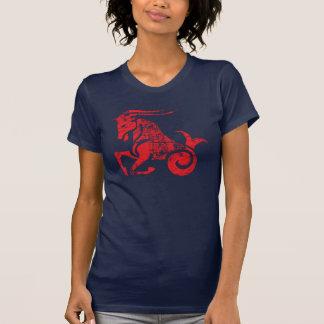 T-shirt Capricorne zodiaque signe 22 décembre grunge - 19