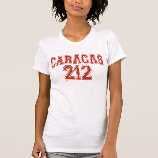T-shirt Caracas 212 dames Twofer pur (adapté)