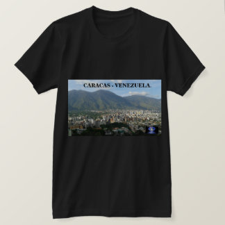 T-shirt Caracas/Chaussures en toile Caracas