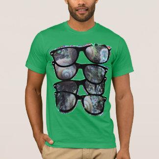 T-shirt Caracoles Tropicales
