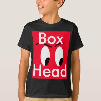T-shirt Caractère rouge CricketDiane drôle comique de tête