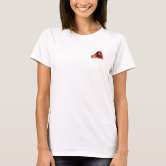 T-shirt Cardinal du nord