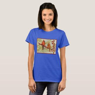 T-shirt Cardinaux dans l'amour