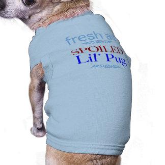 T-shirt carlin corrompu