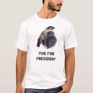 T-shirt Carlin pour Shirt du Président Men's