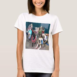 T-shirt Carlins en abondance