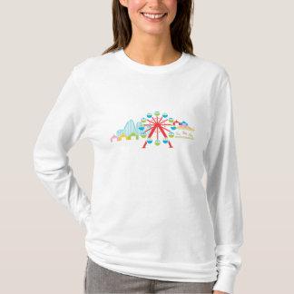 T-shirt Carnaval aux pastels
