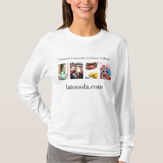 T-shirt Carnaval, concerts, cuisine, culture