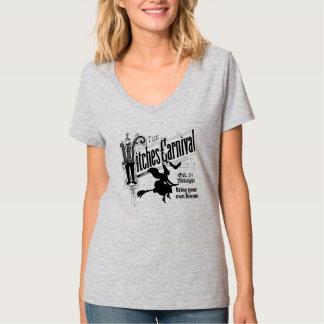T-shirt Carnaval de sorcières pour Halloween