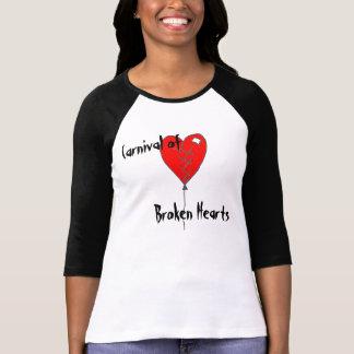 T-shirt Carnaval des coeurs brisés