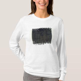 T-shirt Carré noir
